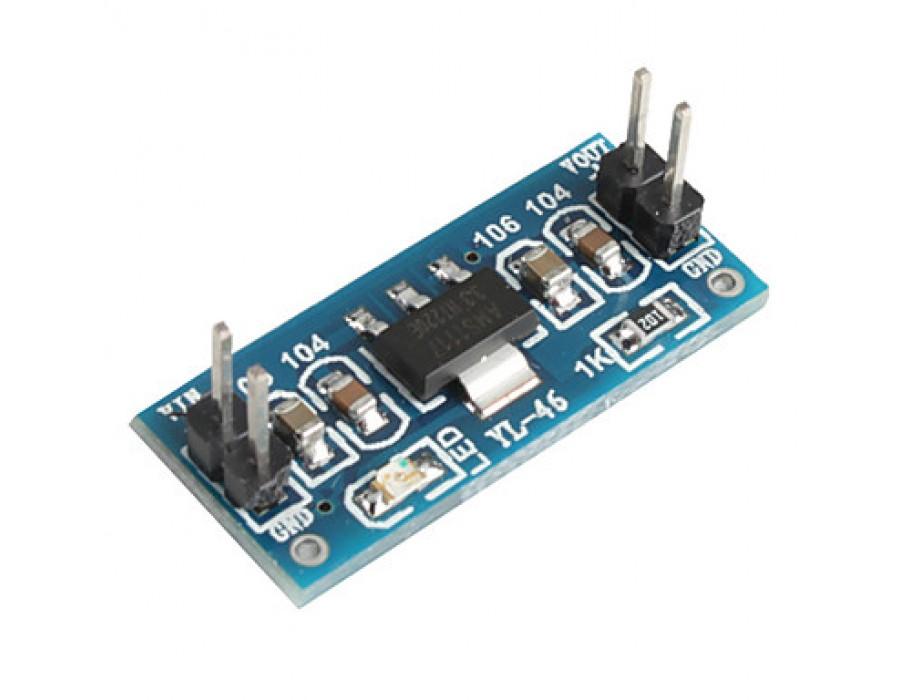 4.5V-7V to 3.3V AMS1117-3.3V Power Supply Module AMS1117