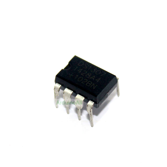 IC DS1307 ไอซีนาฬิกา Real Time Clock