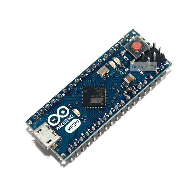 Arduino Micro ATmega32u4 5V 16MHZ พร้อมสาย USB