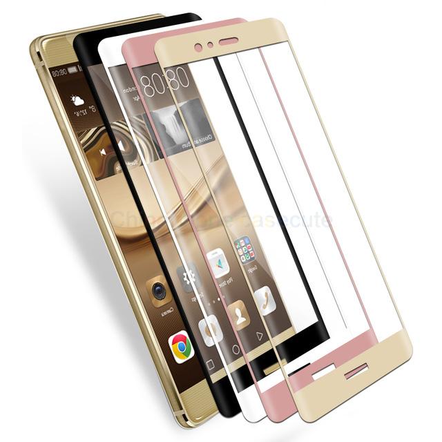 Huawei P9 Plus (เต็มจอ) - ฟิลม์ กระจกนิรภัย P-one 9H 0.26m ราคาถูกที่สุด