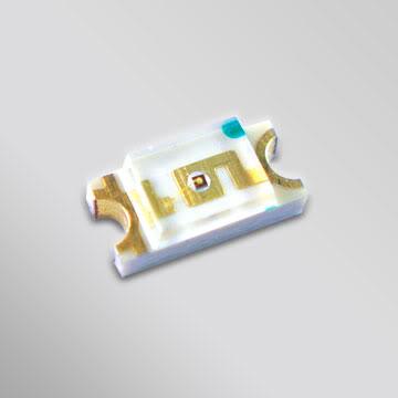 LED แบบ SMD สีเหลือง จำนวน 5 ดวง