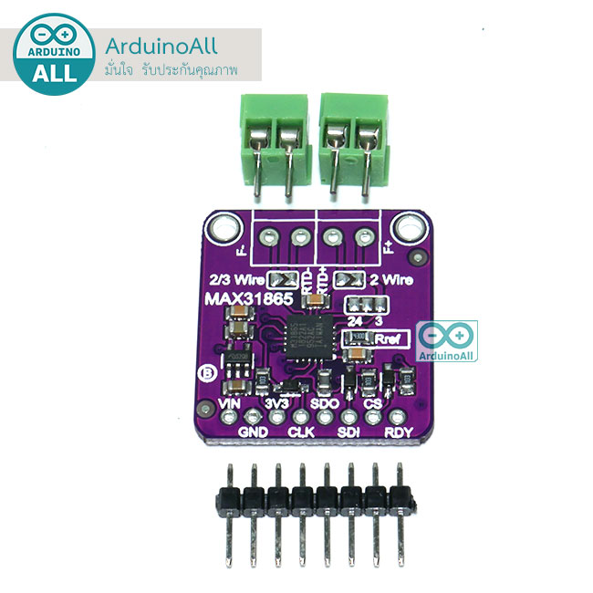 GY-31865 Arduino MAX31865 Sensor Module