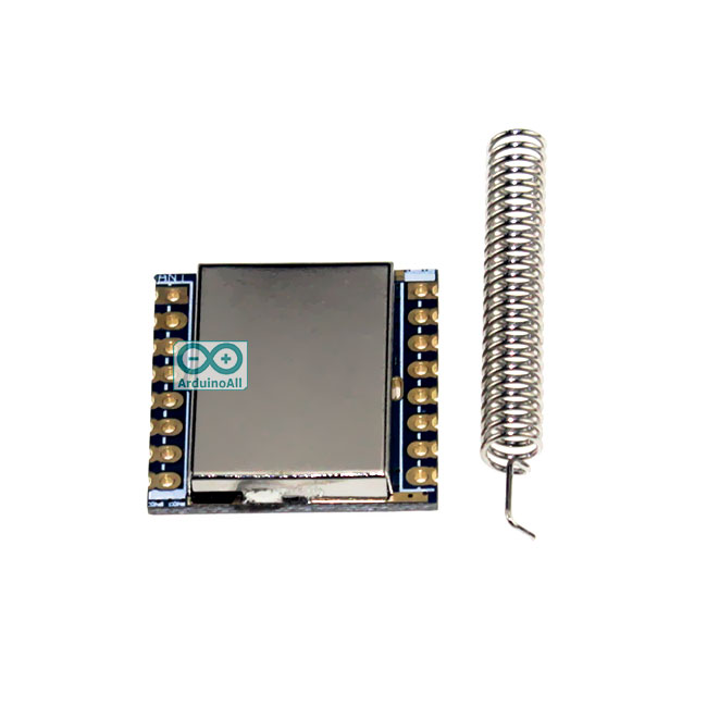 LoRa ultra-high 5 km wireless module / SX1278 / SX1276 137 MHz - 525 MHz Low Power Long Range Transceiver