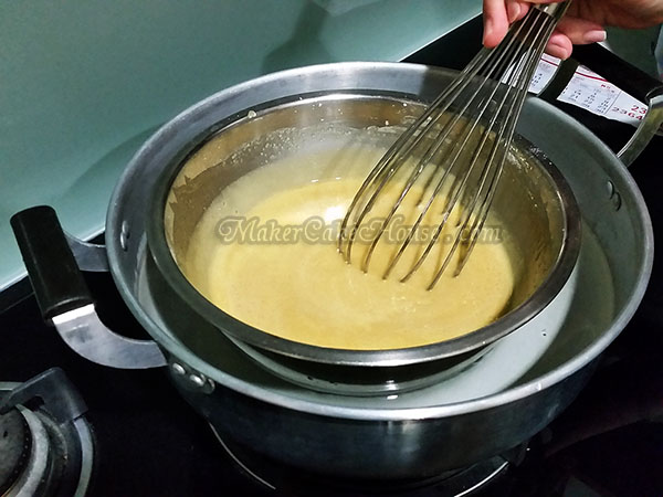 สูตรทำไส้คัสตาร์ด 6