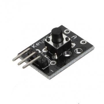 โมดูลสวิตช์ Momentary Button Module KY-004