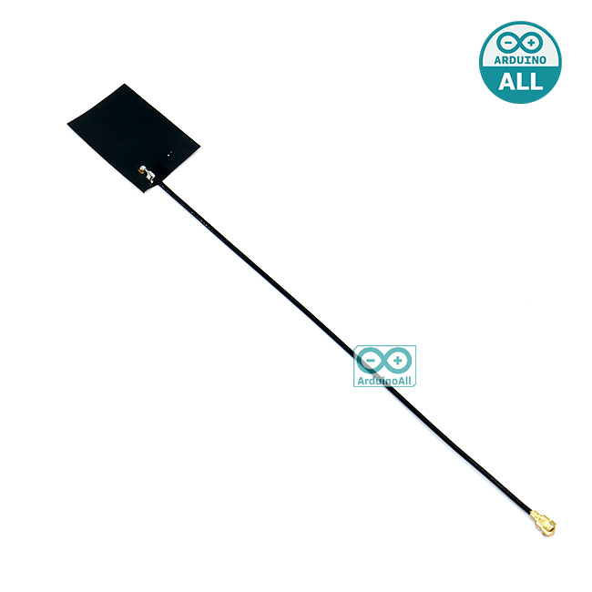 High Gain LoRa antenna 433mhz antenna 433/470M Built-in flexible IPEX เสาอากาศสำหรับ LoRa 433Mhz 6dBi