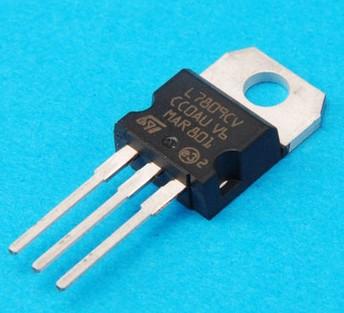 IC 7809 เรกูเลต 9 โวลต์