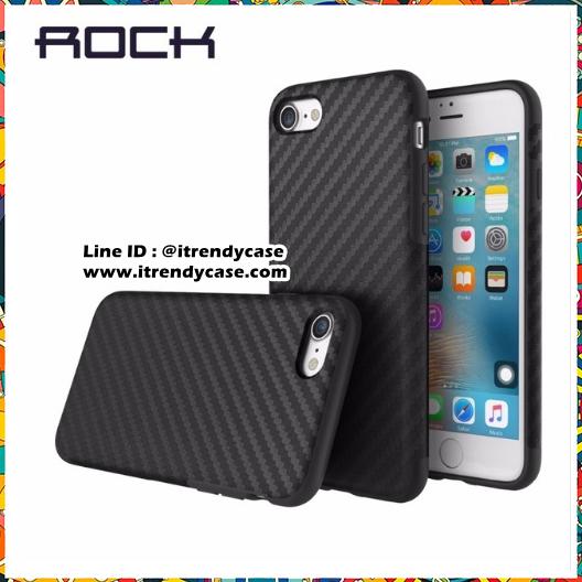 iPhone 8 Plus / 7 Plus - เคสเคฟล่า Rock Origin Series (Textured) Case แท้