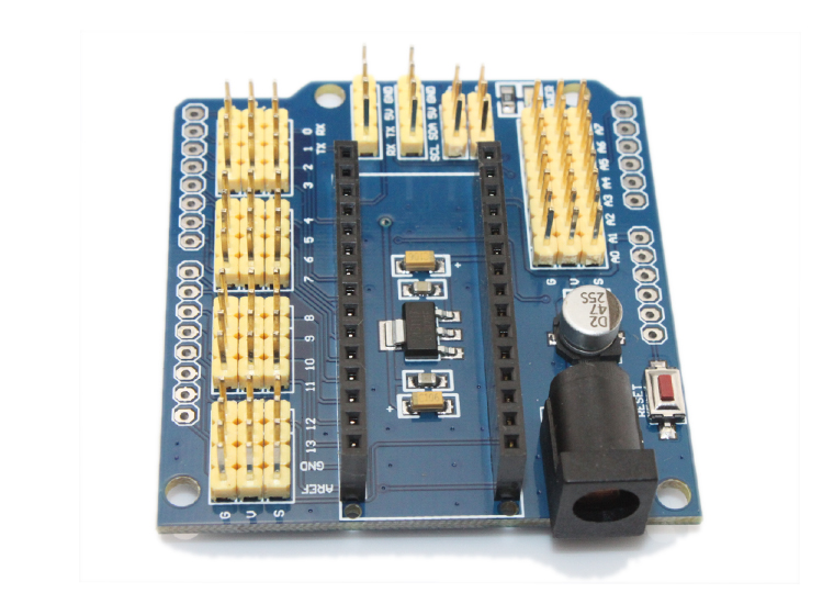 UNO Shield Nano Shield for NANO 3.0 and UNO R3 shield duemilanove Expansion board for arduino original aarts