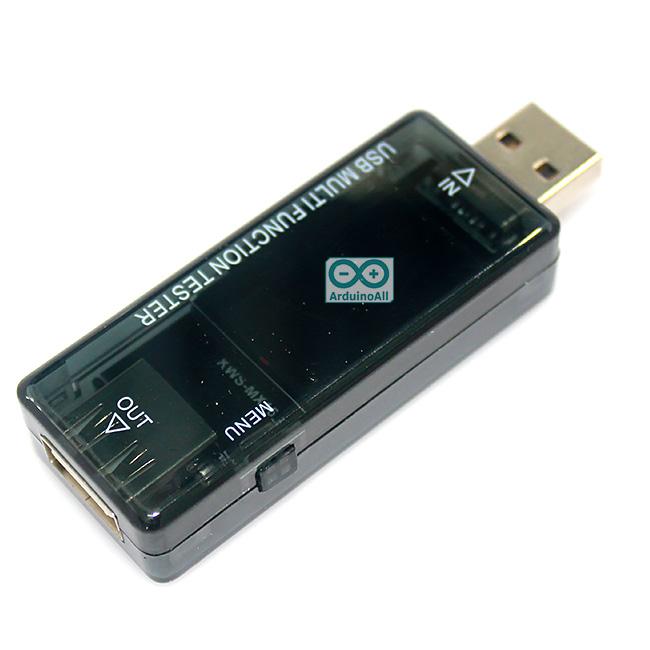 KWS-MX16 USB Tester Charger doctor Current Voltage Capacity Power Test เครื่องวัดแรงดันและกระแสไฟฟ้ารุ่น KWS-MX16