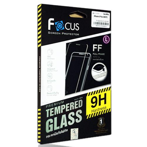 OPPO F1s (เต็มจอ) - ฟิลม์ กระจกนิรภัย FULL FRAME FOCUS แท้ (ดีที่สุดในตอนนี้!!)