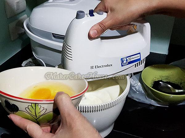 วิธีทำขนมสาลี่ชาร์โคล 6