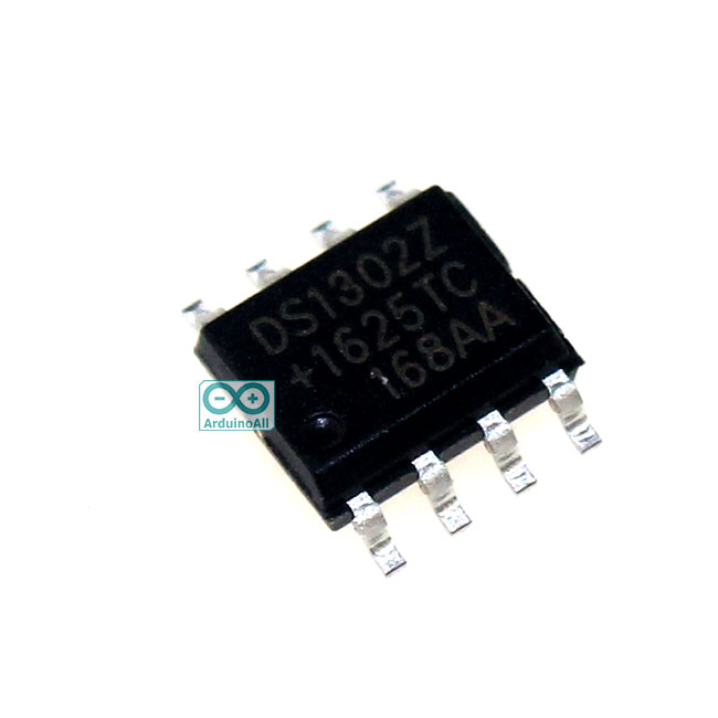 IC DS1302 SMD Real Time Clock ไอซีสร้างนาฬิกา เบอร์ DS1302 แบบ SMD