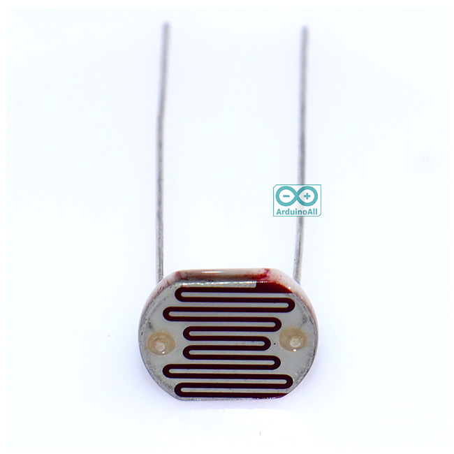 LDR Photoresistor 10mm