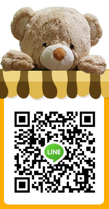 QR code Line ร้าน Maker Cake House