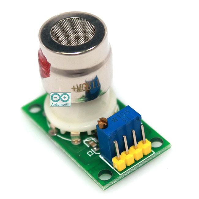 MG-811 Carbon Dioxide Co2 Sensor Module เซนเซอร์วัดก๊าซคาร์บอนไดออกไซด์ Co2