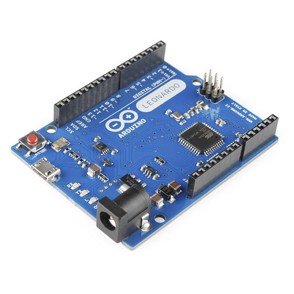 Arduino Leonardo พร้อมสาย Micro USB