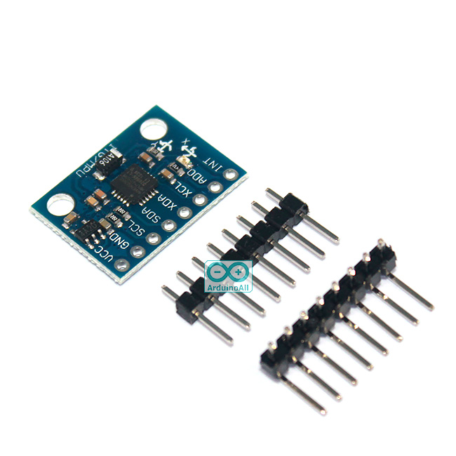 GY-521 IMU 3-axis Accelerometer/Gyro Module (MPU6050)