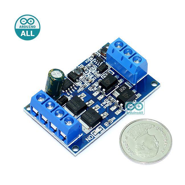 High-power MOSFET FET trigger switch motor drive module PWM 4-60V