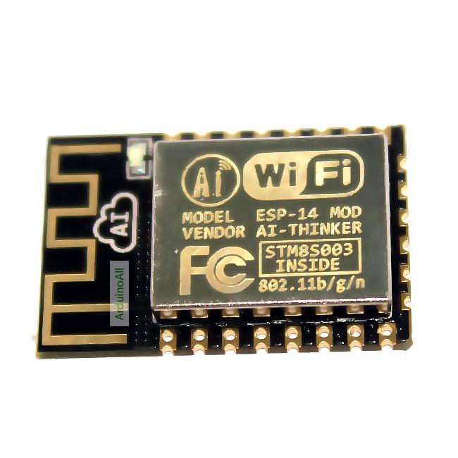 ESP-14 ESP8266 รุ่น ESP-14 ESP8266 Serial Wifi Transceiver Module