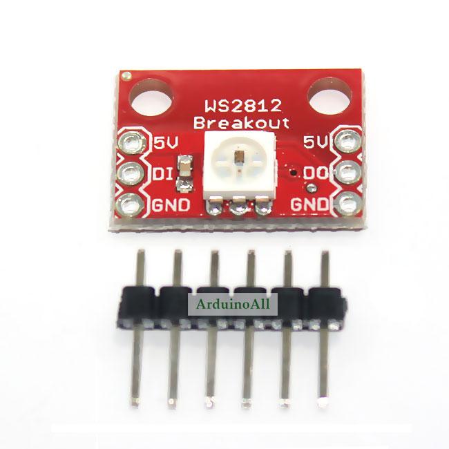 NeoPixel 1 WS2812 RGB LED