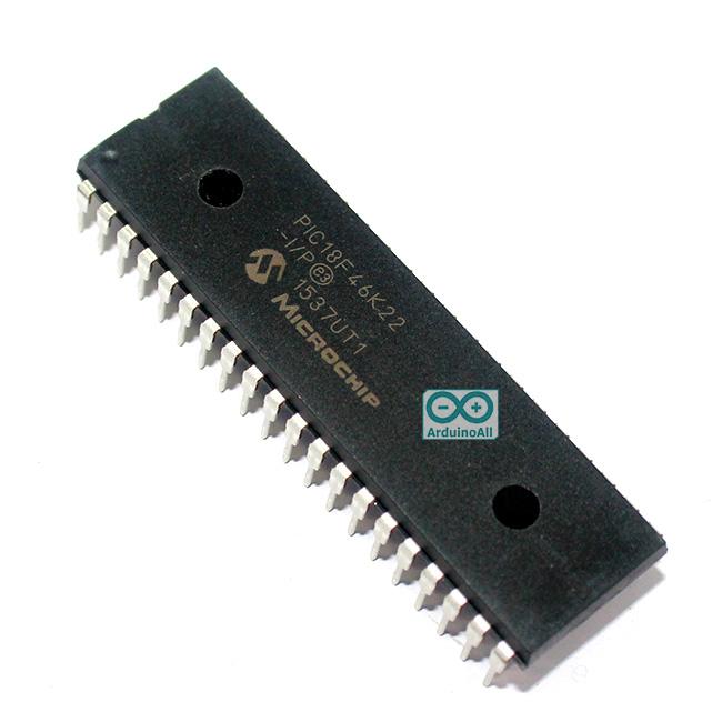 PIC 18F46K22 IC PIC18F46K22