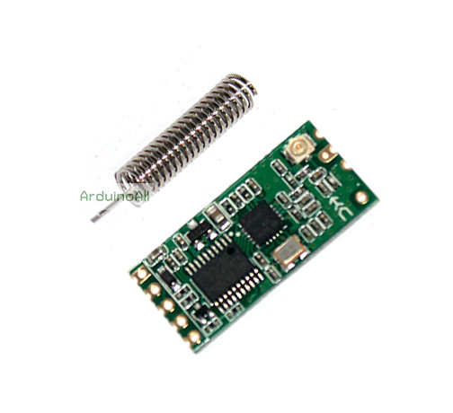 CC1101 Module 433 Wireless to Serial HC-11
