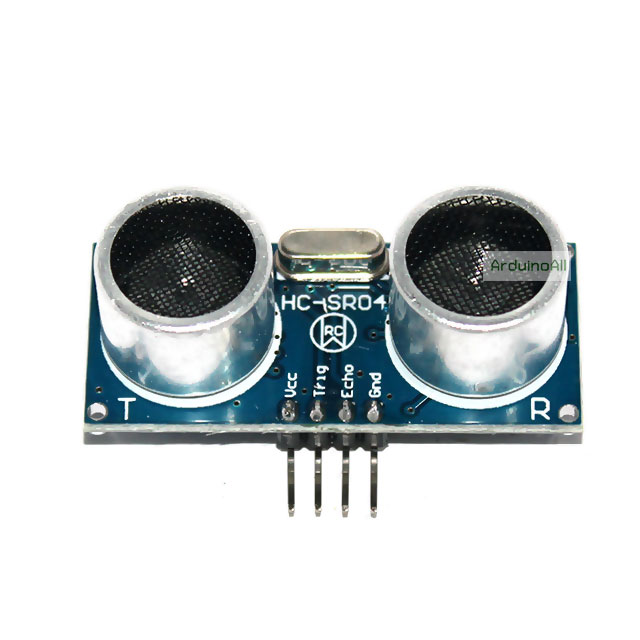 เซนเซอร์ Ultrasonic Module HC-SR04+ Distance Ultrasonic Sensor