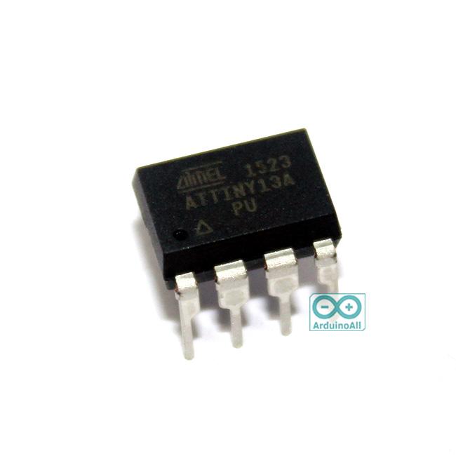 IC Attiny13 Dip Arduino Attiny13-20PU