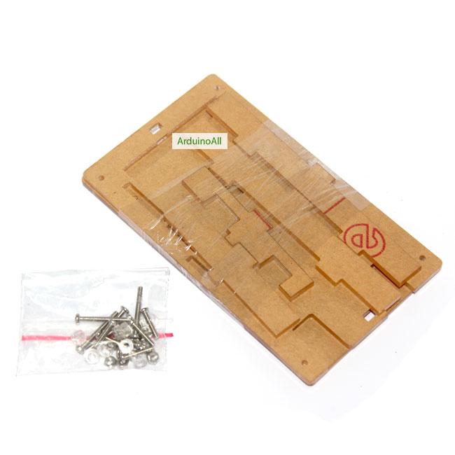 กล่อง Arduino Mega 2560 แบบอะครีลิค Box Acrylic Arduino MEGA case