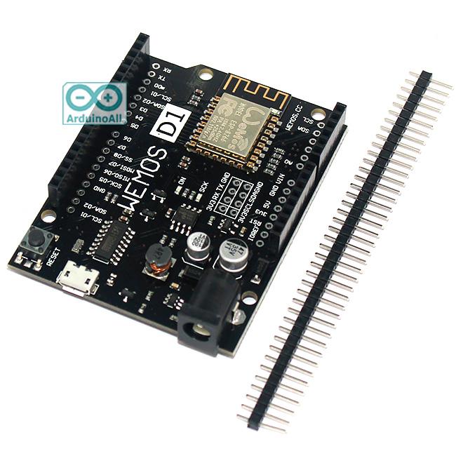 Wemos D1 R2 V2.10 บอร์ด Arduino Wifi ESP866 Arduino