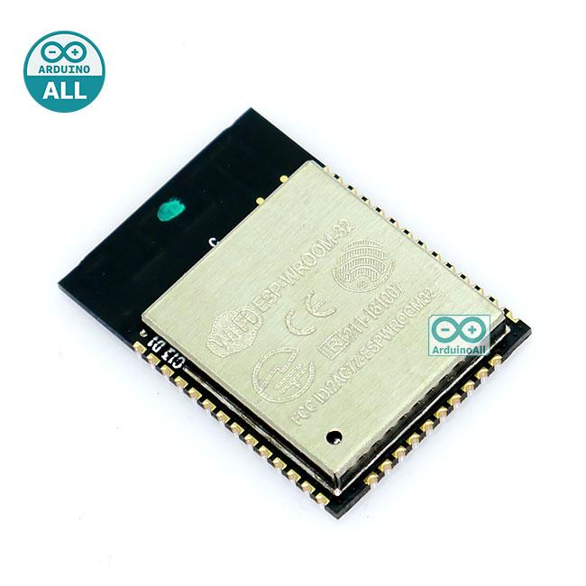 ESP32 Wifi+bluetooth 4.2 dual core MCU โมดูล esp-32 wifi+bluetooth 4.2+dual core mcu esp-32