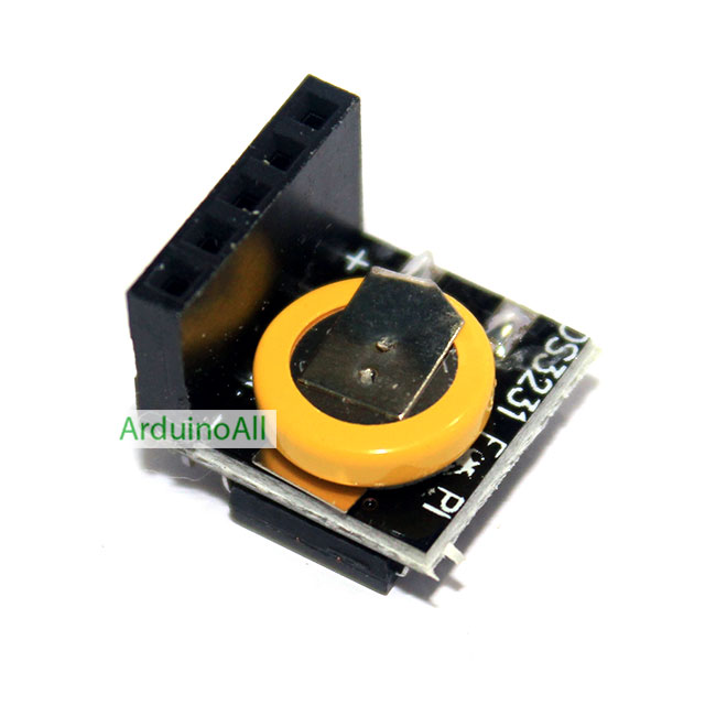 Raspberry Pi Real Time Clock (DS3231)