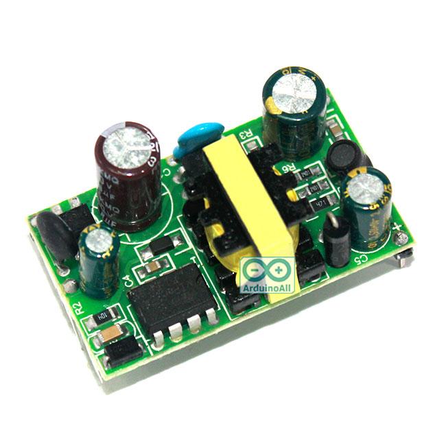 5V 1A Isolated Switching Power Supply 220V to 5V แหล่งจ่ายไฟแบบสวิตชิ่ง 220V เป็น 5V 1A
