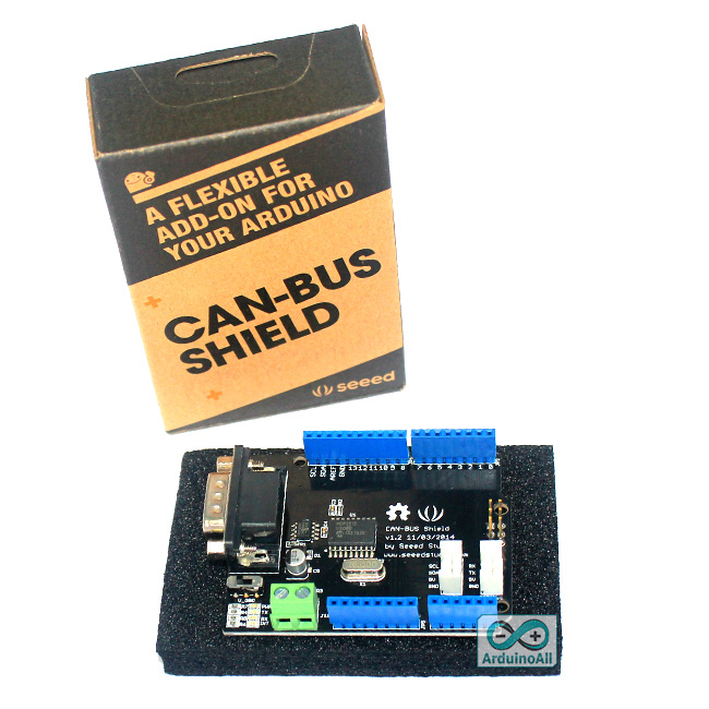 CAN-BUS Shield
