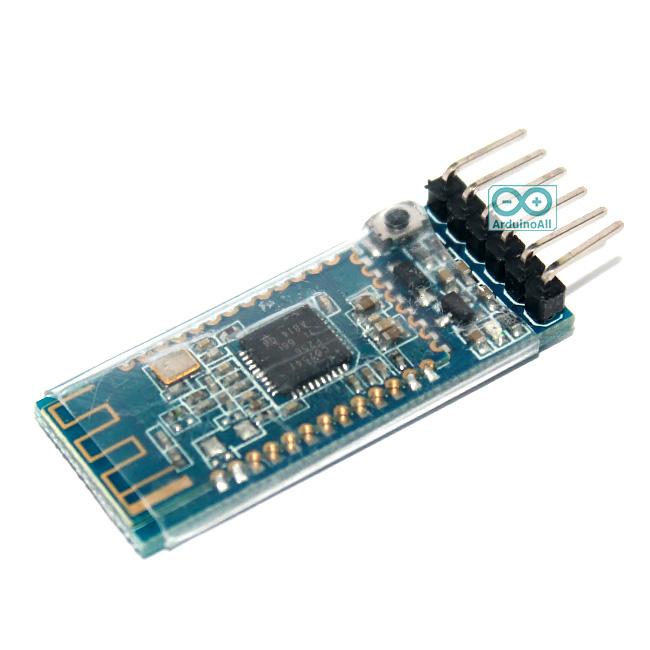 Bluetooth 4.0 iBeacon BLE module with logic level translator