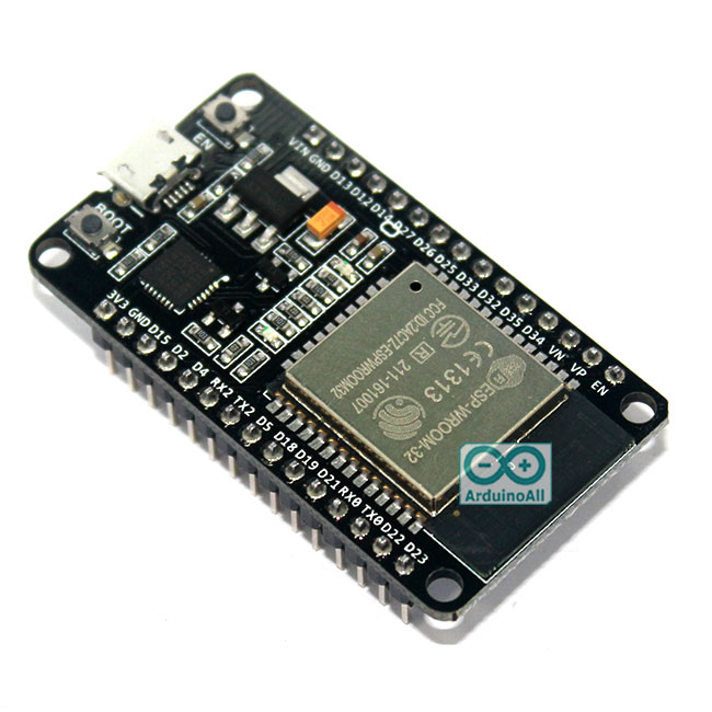 ESP32 DEVKIT V1 ESP32 ESP-32S NodeMCU ESP-WROOM-32 Wi-Fi and Bluetooth Module Dual Core Consumption ESP-32 ESP-32S ESP 32