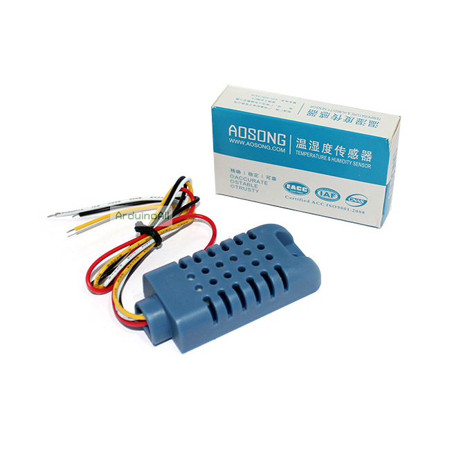 AMT1001 AHT11 Temperature and humidity Sensors Analog voltage output เซนเซอร์อุณหภูมิและความชื้น