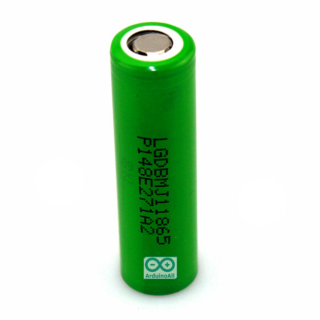 Li-Ion Original LG 18650 MJ1 3500mAh lithium battery LGDBMJ11865 จำนวน 1 ก้อน