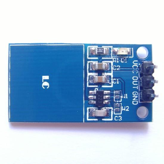 สวิตช์สัมผัส Capacitive touch switch TTP223
