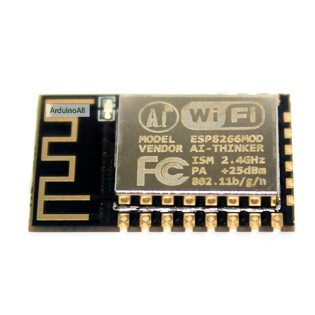 ESP8266 ESP-12F โมดูล Wi-Fi ESP8266 รุ่น ESP-12F