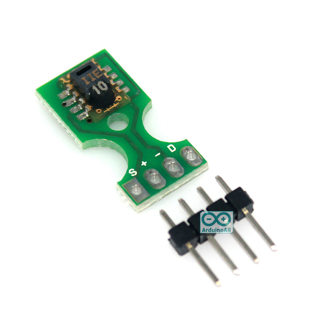 SHT10 DHT90 Digital Temperature and Humidity Sensor Module