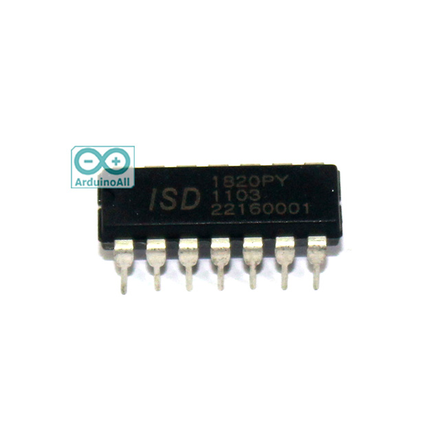 IC ISD1820PY Voice Record & Playback ISD1820PY