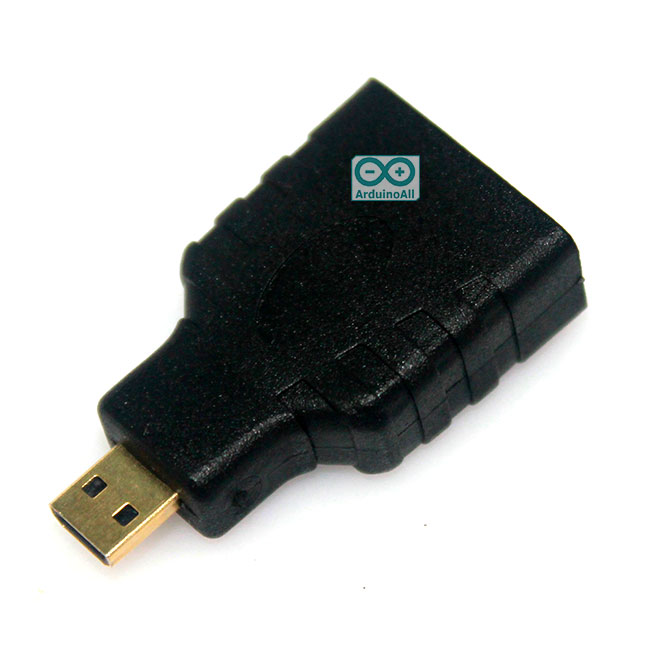 Micro HDMI to HDMI Adapter