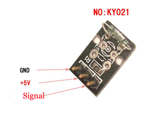 Mini Reed Switch Module KY-021