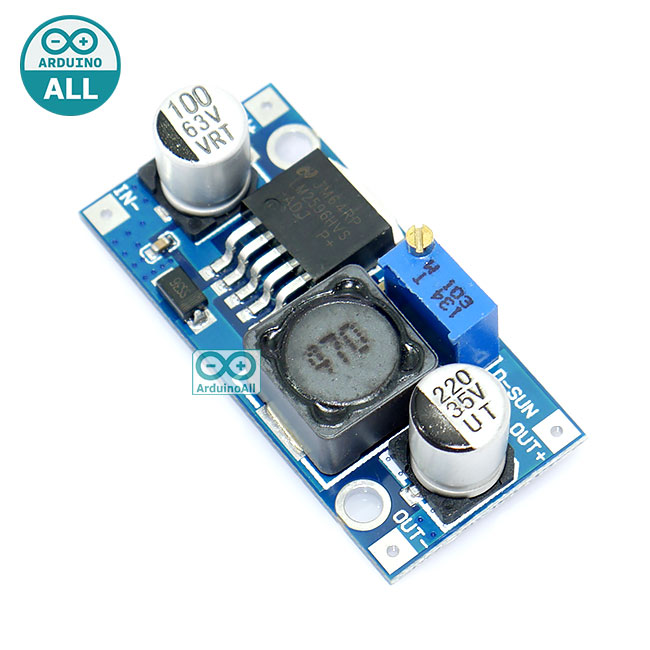 LM2596HV High voltage Step down 5-48V to 1.25-26V