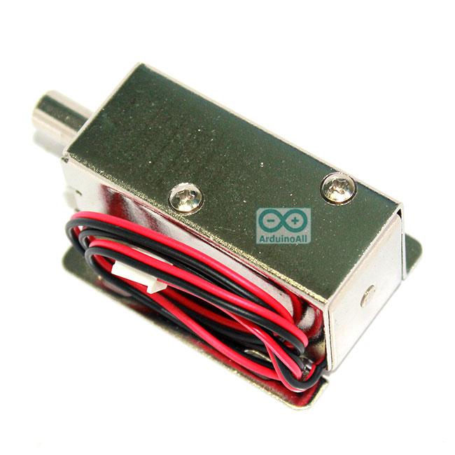 กลอนไฟฟ้า กลอนแม่เหล็ก อิเล็กทรอนิกส์ 18-24V
