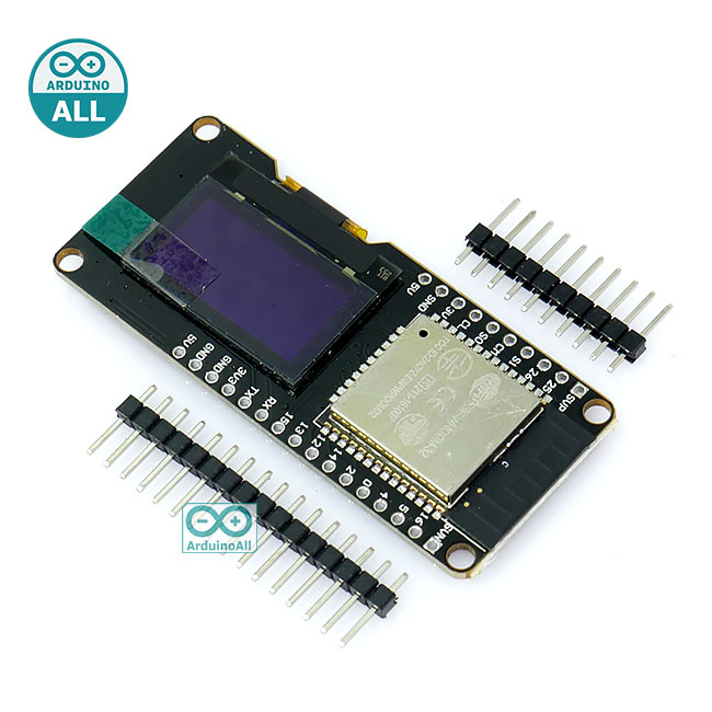 ESP32 OLED OLED module ESP32 WROOM WiFi and Bluetooth ESP ESP32 โมดูล ESP32 + จอ OLED