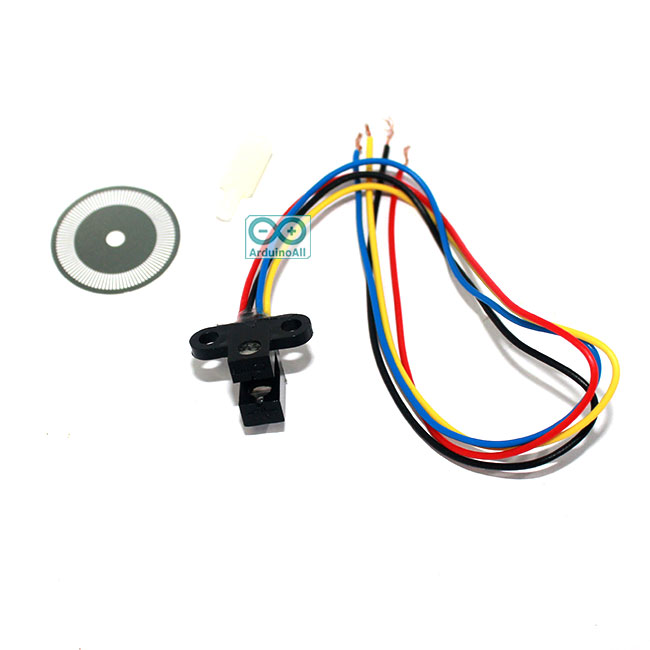 Photoelectric Speed Sensor Encoder for Smart Car
