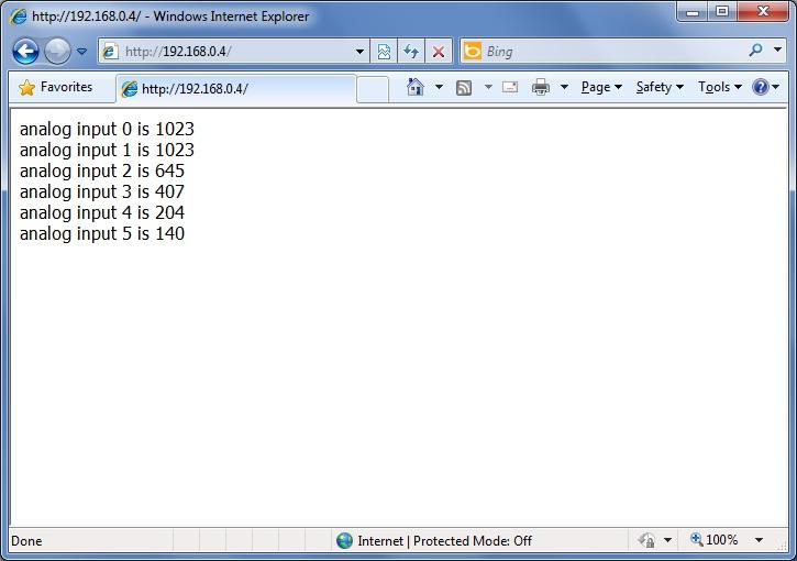 สอน วิธี ใช้งาน Ethernet Shield W5100 กับ Arduino โมดูลที่